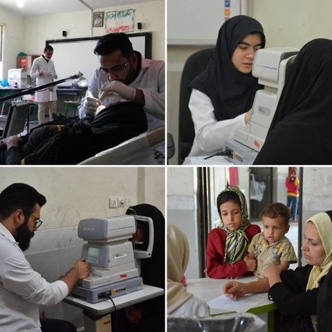 برگزاری ششمین اردوی جهادی در مناطق سیل زده