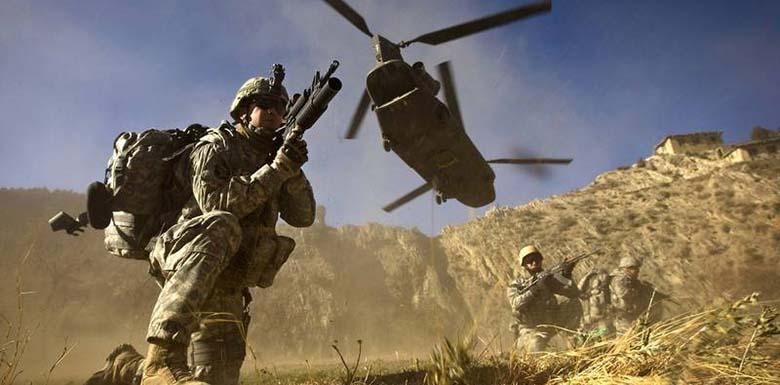 محدود شدن عملیات نیروهای آمریکایی در افغانستان حقیقت ندارد