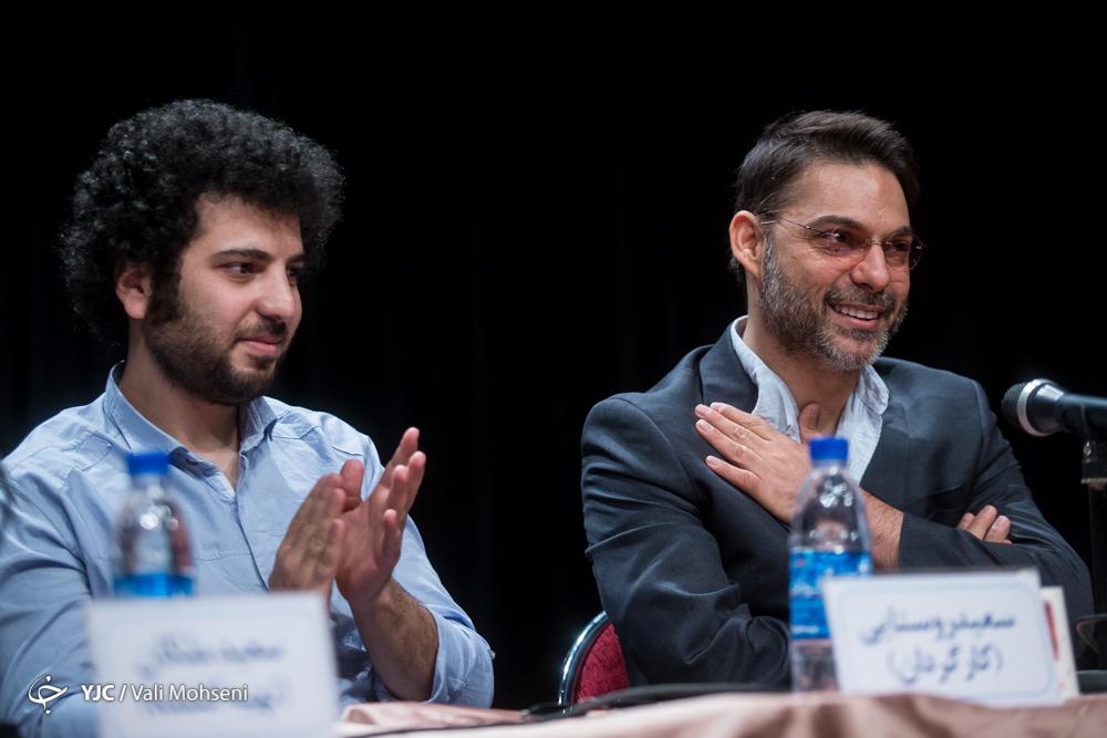 جشن تولدی متفاوت برای کارگردان «متری شیش و نیم» + فیلم