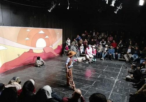 جشنواره منطقه ای تئاتر هرسین به کار خود پایان داد