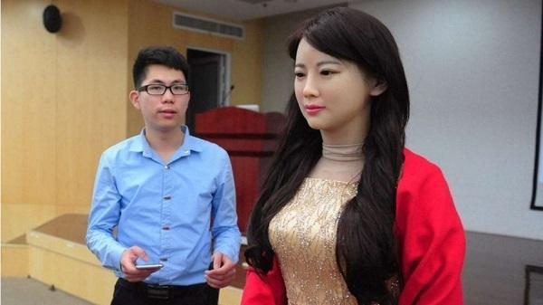 تلاش چینیها برای استفاده از رباتهای هوشمند در ریانههای این کشور