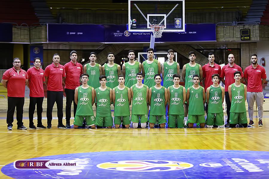 دعوت ۱۶ ملی پوش بسکتبال نوجوان به اردوی تیم ملی
