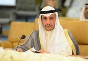 رئیس پارلمان کویت: امیدوارم تیرهای خود را به سمت رژیم صهیونیستی شلیک کنیم نه یکدیگر
