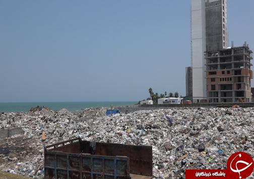 بحران زباله نفس ساحل محموآباد را گرفت