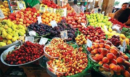 اختلاف نرخ میوه از میادین تا سطح شهر + قیمتها