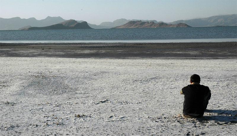 اجرای برنامه احیای دریاچه ارومیه در تالاب بختگان