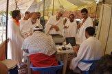 باشگاه خبرنگاران -ارائه ۲۷۴ هزار و ۴۳۲ مورد انواع خدمات درمانی به زائران حج در عربستان