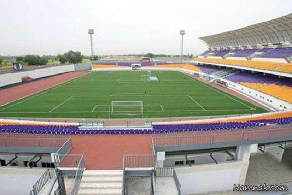 احداث استادیوم ورزشی شهر یامچی