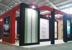 افتتاح نمایشگاه صنعت ساختمان در شهرکرد