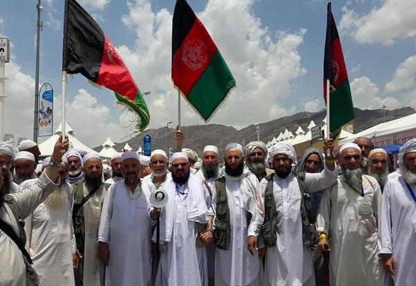 تولد دو کودک و وفات ۸ تن از حجاج افغانستان در مراسم حج امسال