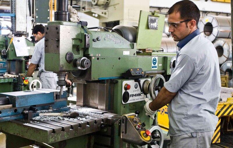 فعالیت ۸۰ واحد کوچک صنعتی در غرب خراسان رضوی