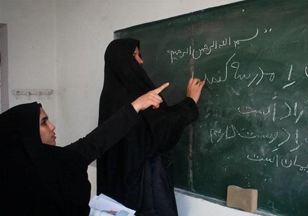 استقبال از جشنواره الگوهای برتر تدریس دورههای سوادی آموزی