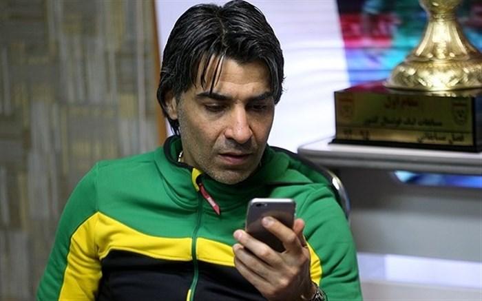 شمسایی: به خاطر انصاریفرد استعفا دادم/ امیدوارم قدوم ساکت مبارک باشد!