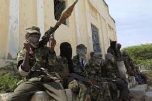 حمله به یک پایگاه نظامی در جنوب سومالی