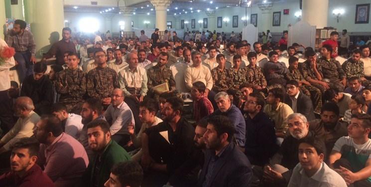 اجتماع جهادگران بسیج سازندگی در حرم حضرت عبدالعظیم (ع) آغاز شد
