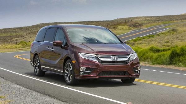 هدیه جالب هوندا به مناسبت ۲۵ سالگی خودروی Odyssey