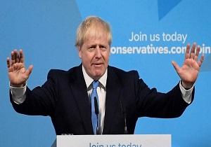 جانسون: انگلیسیها خواهان اجرای برکسیت هستند نه انتخابات