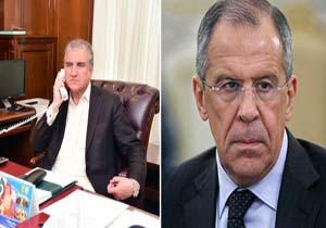 گفتوگوی تلفنی وزرای خارجه پاکستان و روسیه درباره کشمیر