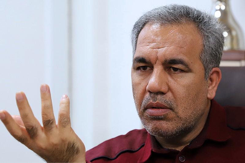 عرب همچنان مدیرعامل پرسپولیس است