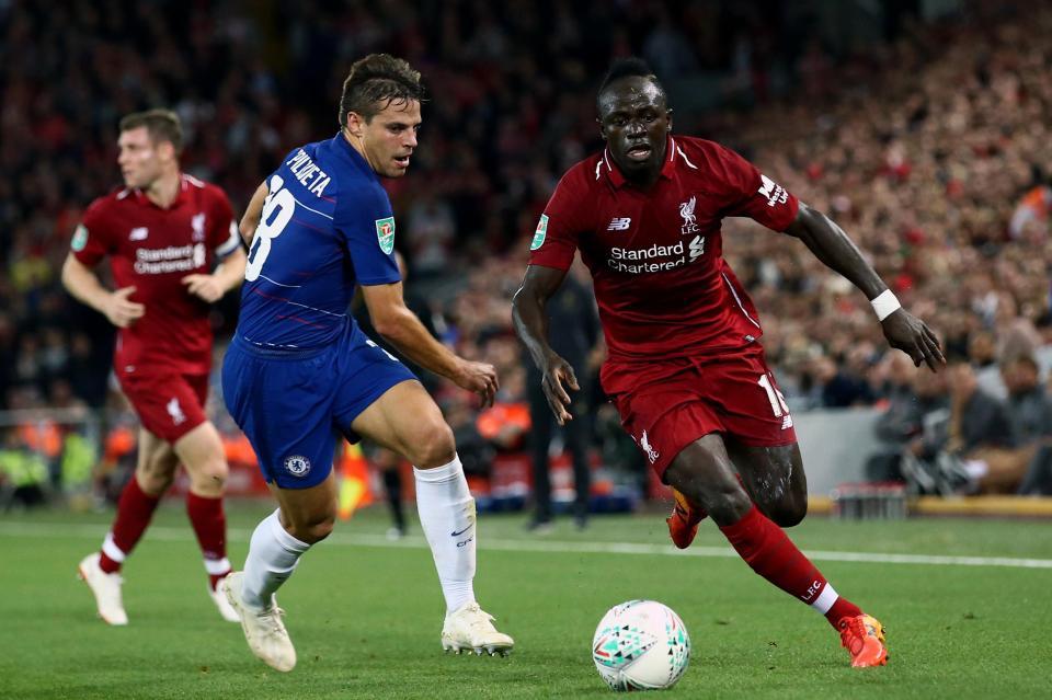 گزارش لحظه به لحظه سوپر جام اروپا / چلسی ۱- لیورپول ۱