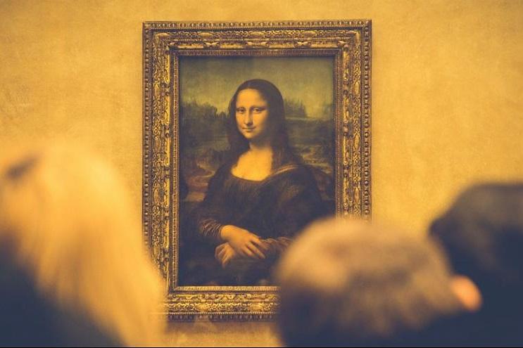 تابلوی مونالیزا بلیط موزه لوور فرانسه را اینترنتی کرد