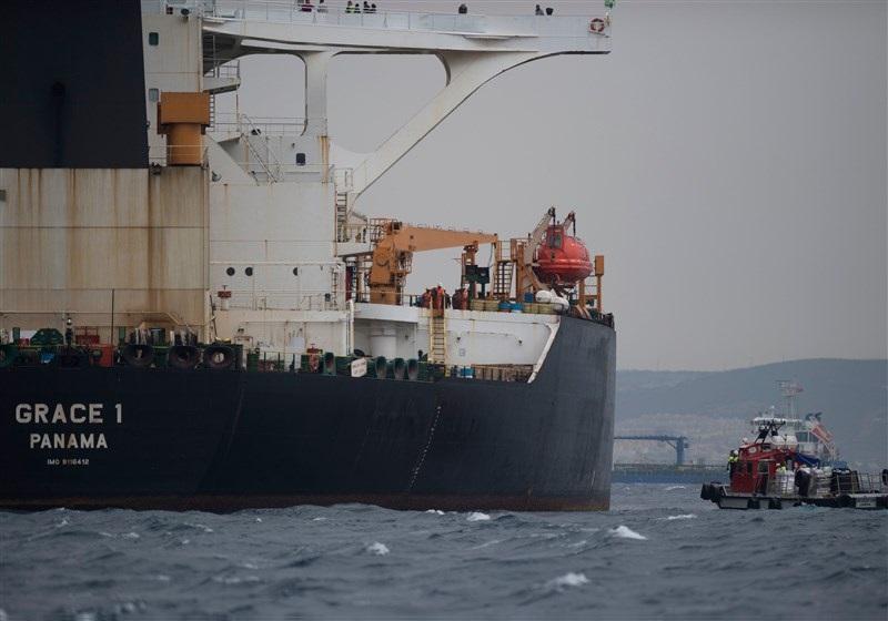 نشریه سان از آرادی نفتکش ایرانی گریس ۱ خبر داد