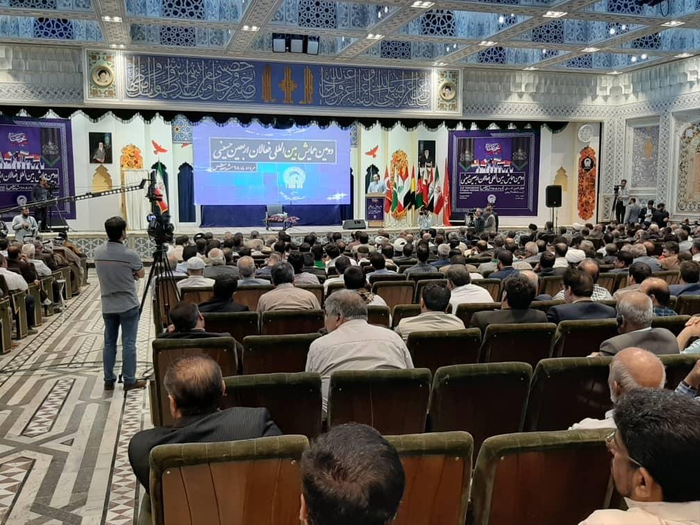 همایش بینالمللی موکب داران اربعین حسینی در مشهد برگزار شد