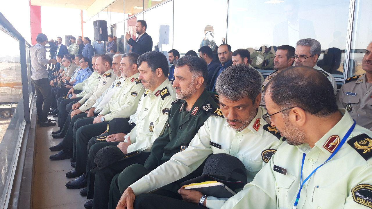 پلیس ایران کارآمدترین و پاکدستترین پلیسهای جهان است