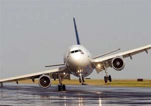 فرود اضطراری هواپیمای مسافربری در مسکو