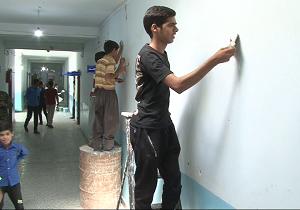 بازسازی مدارس میناب با اجرای طرح هجرت