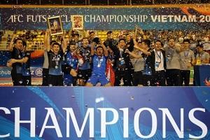 فوتسال جام باشگاه های آسیا؛ مس سونگون - AGMK ازبکستان از نگاه AFC