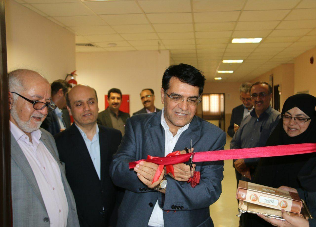 مرکز تحقیقات مدیریت و رهبری آموزش علوم پزشکی در دانشگاه علوم پزشکی کرمان افتتاح شد