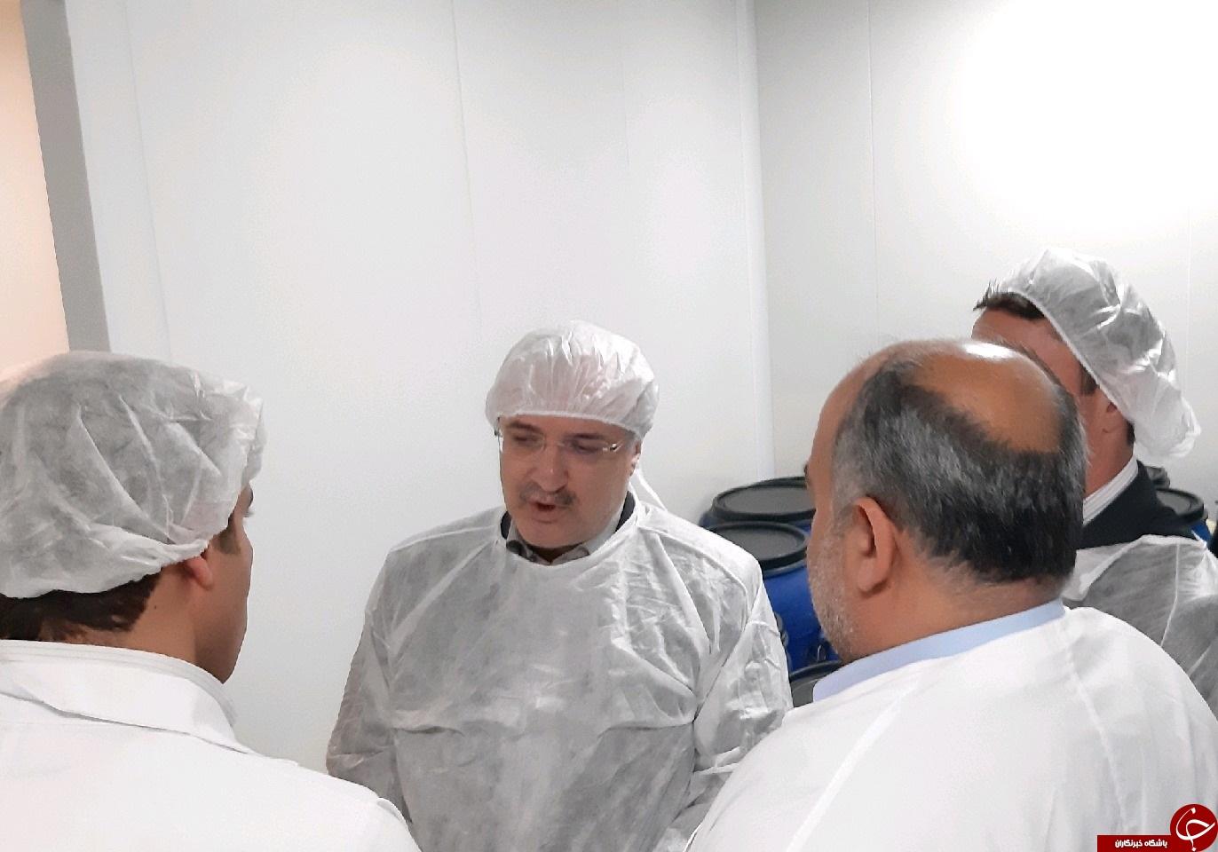 حدود ۹۷ درصد داروها در داخل تولید میشود /تا پایان مرداد گزارش ارز دارویی ارائه میشود