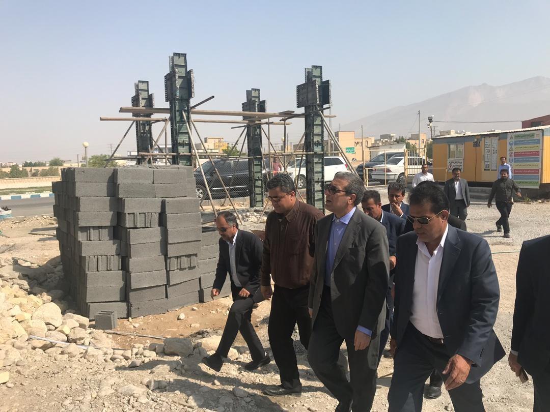 امیدواریم وضع آب استان بوشهر تا سال ۱۴۰۰ پایدار شود