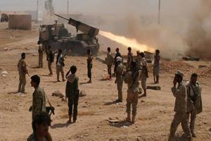 نیروهای یمنی بر برخی مواضع متجاوزان سعودی در الجوف تسلط یافتند