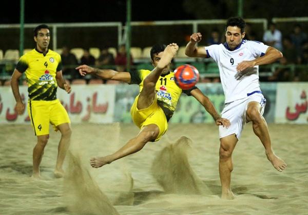 داوران هفته ۱۸ لیگ برتر فوتبال ساحلی معرفی شدند