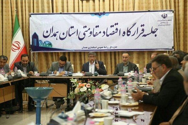 امسال ۱۰۰ پروژه در استان همدان به بخش خصوصی واگذار میشود