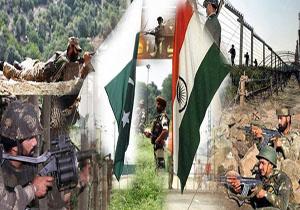 ۸ کشته در تیراندازی مرزی بین پاکستان و هند