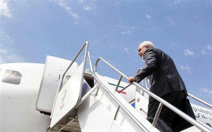 ظریف به اروپا سفر میکند