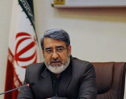 وزیر کشور مشهد را به مقصد خراسان شمالی ترک کرد