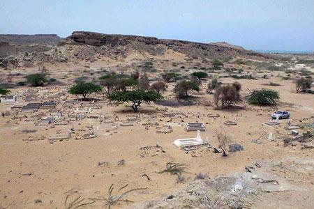 ماجراهایی از قبرستانی که جنها در آن دفن شده اند