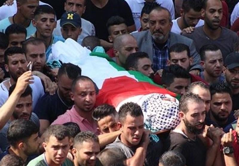 شهادت یک جوان فلسطینی بهدست نظامیان صهیونیست