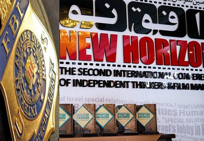 خط و نشان «FBI» برای مدعوین کنفرانس «افق نو»/ شاهمهرههای نفوذی سیر تا پیاز مهمانان را برای دشمن مخابره کردند + تصاویر