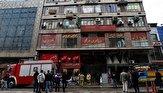 باشگاه خبرنگاران -اجرای طرح جمع آوری زوائد نصب شده بر روی جدارهها در معابر چهارراه ولیعصر(عج)