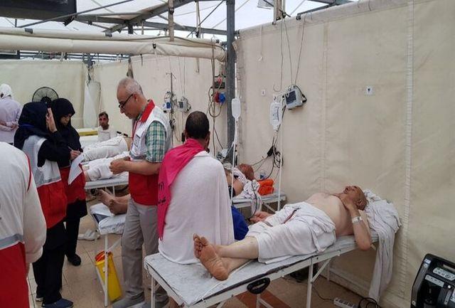 ۲۲ زائر ایرانی در بیمارستانهای سعودی بستری هستند