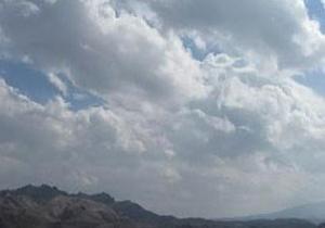 پیش بینی افزایش ابر و وزش باد شدید