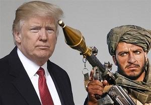 دیدار ترامپ با مسئولان کاخ سفید برای بررسی طرح خروج آمریکا از افغانستان