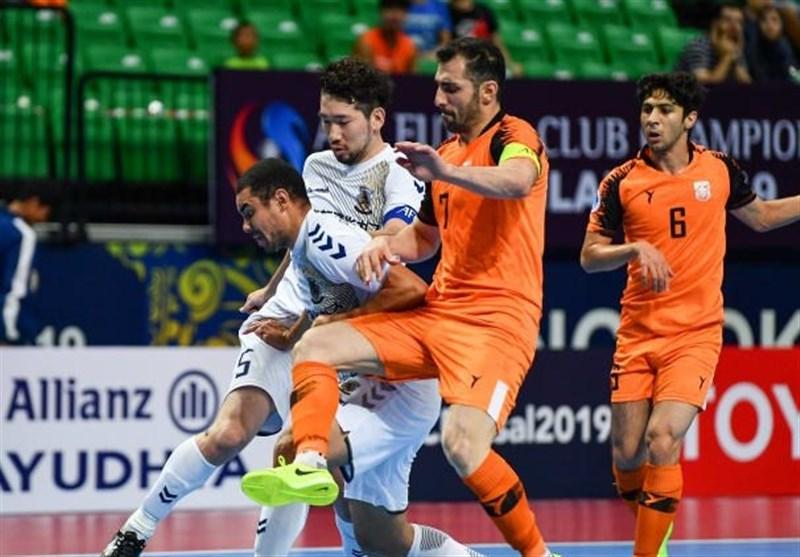 دوئل «جاوید» و «پپیتا» تعیین کننده قهرمان جام باشگاههای فوتسال آسیا ۲۰۱۹