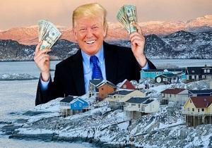 دلایل علاقمندی ترامپ به خرید جزیره گرینلند از نگاه سی ان ان