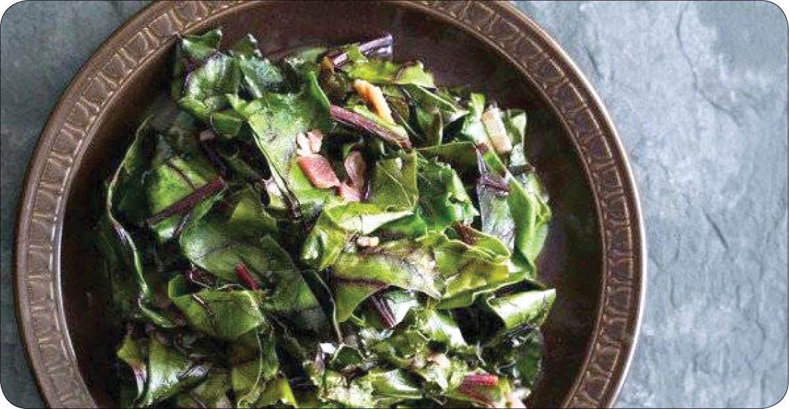باشگاه خبرنگاران -روش تهیه خوراک برگ چغندر سبز